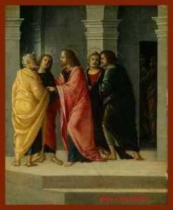 Gesù e i sadducei i