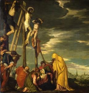 Veronese Il Calvario