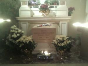 Altare di Mamma Rosa