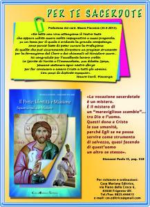 locandina Il prete identità e misisone