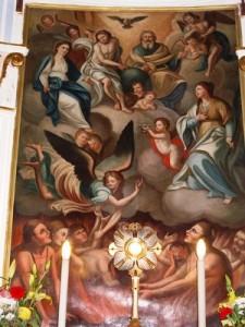 02-Il-quadro-dellaltare-maggiore-della-chiesa-di-Santa-Lucia-e-Purgatorio-dal-1978-chiesa-dellAdorazione-Perpetua.JPG-2