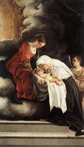 Orazio_gentileschi,_Vision_of_St_Francesca_Romana