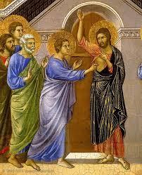 Gesù risorto appare 2