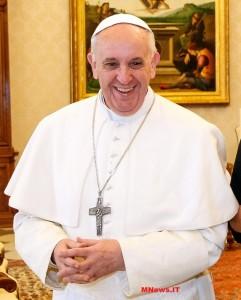 Papa Francesco -Mnews