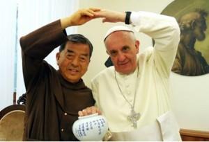 Papa in Corea 1