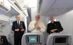 Papa in-aereo