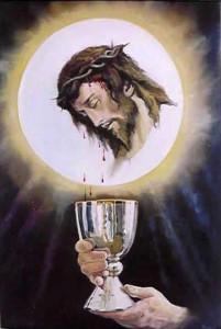 eucaristia gESù VIVENTE