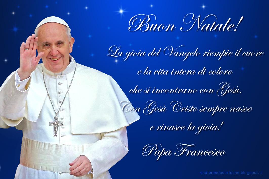 Auguri Di Buon Natale Religiosi.Frasi Di Buon Natale Di Papa Francesco Frismarketingadvies