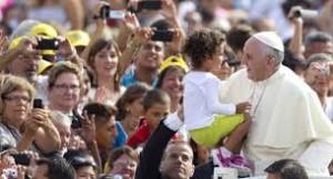 Papa e famiglie