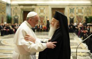papa-francesco-bartolomeI-patriarcato-costantinopoli