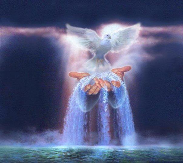 Estremamente Lo Spirito Santo è Padre YU11