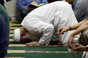 Los Angeles Area Islamic Center Holds Prayer For Victims Of Embassy Attacks In Libya