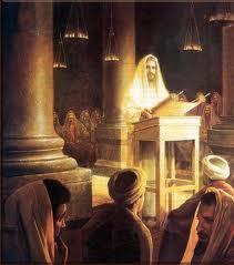 nelle sinagoghe