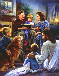 preghiera-in-famiglia
