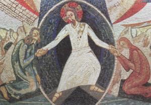 Cristo-tra-Adamo-ed-Eva