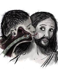 Il-bacio-di-Giuda