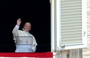 Pope: Angelus prayer