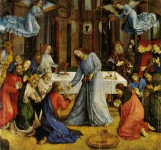 Gesù appare agli apostoli