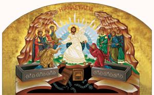 risurrezione M. Elv