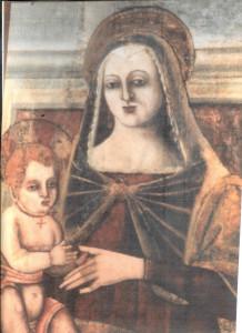 Madonna di Fucinaia
