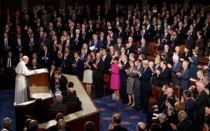 Papa al Congresso USA l