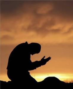 alla presenza di Dio