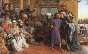 Gesù smarrito nel temple