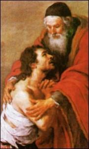 abbraccio della misericordia