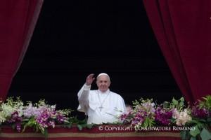 3  anniversario di pontificato