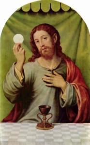 Gesù si dona nell Eucarestia2