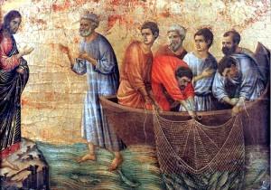 Gesù appare per la terza volta