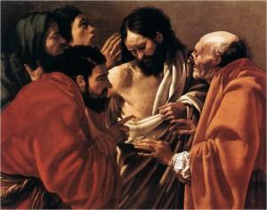 Gesù nel cenacolo
