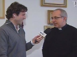 GianricoRuzza da Parroco a Vescovo di Roma centro