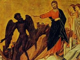 Gesù e il diavolo