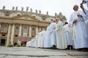 omelia papa giubileo diaconi 16