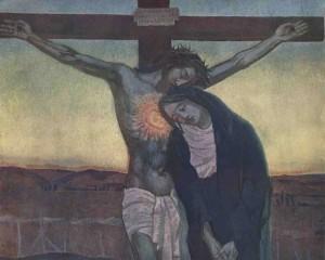 Pensieri della Madre sotto la croce