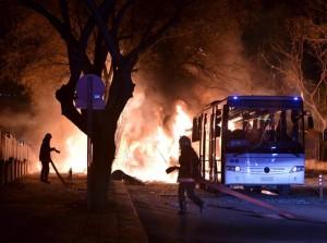 Terrorismo in Turchia
