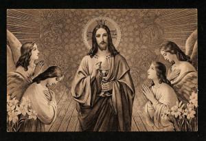 per fede mi unisco al Signore ...