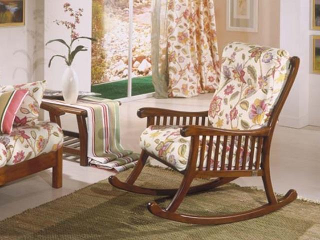 Giardino dei poeti sogno di una sedia a dondolo - Sedia a dondolo ...