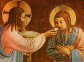 uomo eucaristico