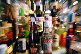alcool scritte choc