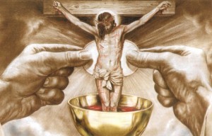eucaristia Corpo e Sangue