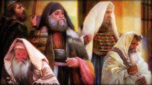 scribi-e-farisei